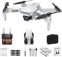 Drone QUANXI HJ-15 dobrável com câmera 4K HD