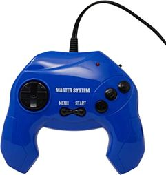 Console Sega Master System Plug & Play com 40 jogos na Memória