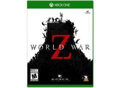Jogo World War Z - Xbox One
