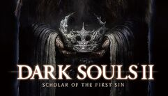 Jogo DARK SOULS II Scholar of the First Sin para PC