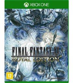 Jogo Final Fantasy XV: Royal Edition - Xbox One