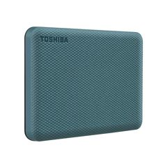 HD Externo Toshiba 1TB Canvio Advance VERDE