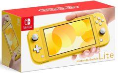 Console Nintendo Switch Lite 32Gb - Amarelo