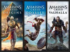 Pacote de Jogos Assassins Creed na PS Store para PS4