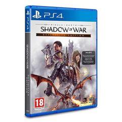 Jogo Terra Média: Sombras da Guerra Ed. Definitiva para PS4