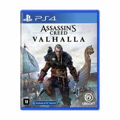 Assassins Creed Valhalla Edição Limitada para PS4