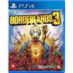 Jogo Borderlands 3 - PS4