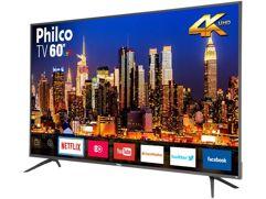 """Smart TV 4K LED 60"""" Philco - Wi-Fi HDR"""