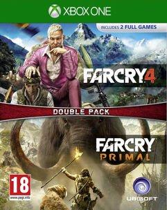 Pacote FAR CRY 4 + FAR CRY PRIMAL - Xbox One