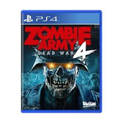 Game Zombie Army 4 - PS4