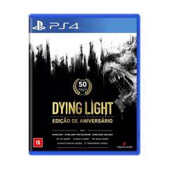 Jogo Dying Light Edição de Aniversário - PS4