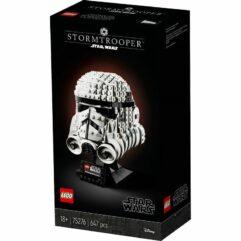 LEGO Star Wars Capacete de Stormtrooper – 647 Peças