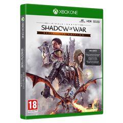 Jogo Terra-média: Sombras da Guerra Edição Definitiva - Xbox One