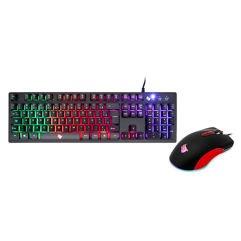 Kit Gamer Pichau PX435 RGB com Teclado e Mouse
