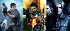 Franquia Resident Evil - Xbox One