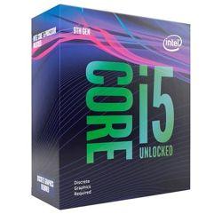 Processador Intel Core i5-9600KF 3.7GHz (4.6GHz Max Turbo)