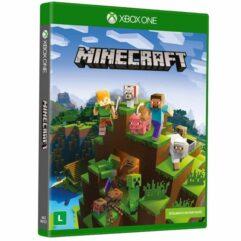 Jogo Minecraft para Xbox One