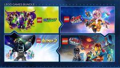 Conjunto de Jogos LEGO - Xbox One