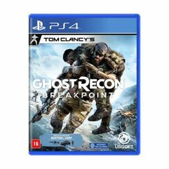 Jogo Tom Clancys Ghost Recon Breakpoint - PS4
