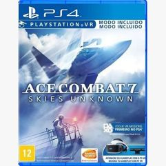Ace Combat 7: Skies Unknown - PS4