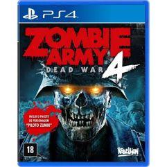 Jogo Zombie Army 4 - PS4