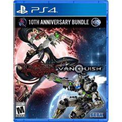 Jogo Bayonetta & Vanquish : 10th Anniversary Bundle - PS4