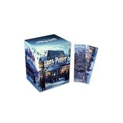 Coleção Harry Potter - 7 Volumes (português) Capa Comum + Marcador Exclusivo