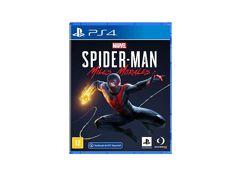 Jogo Marvels Spider-Man Miles Morales para PS4