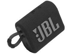 Caixa Bluetooth JBL GO3 BLK