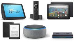 Dispositivos Amazon em oferta