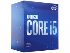 Processador Intel Core i5 10400F 2.90GHz - 4.30GHz Turbo