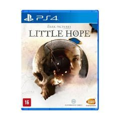 The Dark Pictures Anthology: Little Hope - PS4