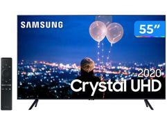 Smart TV 55 Samsung Crystal UHD