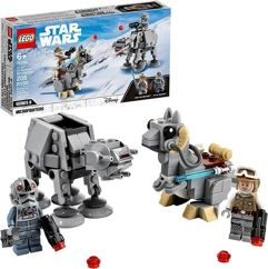 LEGO Star Wars Microfighters AT-AT vs. Tauntaun