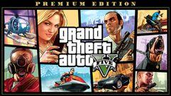 Jogo Grand Theft Auto V Edição Premium para PC