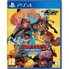 Jogo Streets Of Rage 4 - PS4