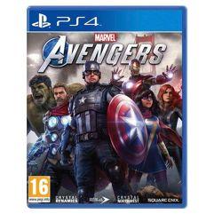 Marvels Avengers - PS4