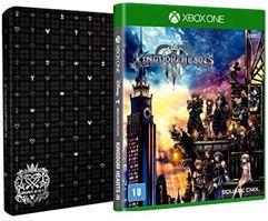 Kingdom Hearts lll + Brinde Steelbook - Xbox One