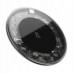 Carregador Wireless Qi Baseus Fast Charge - 10W ou 15W