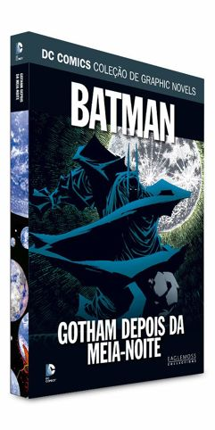 Livro Batman: Gotham Depois Da Meia-noite