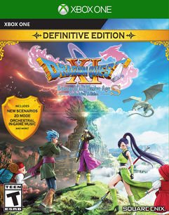 DRAGON QUEST XI S: Echoes of an Elusive Age Definitive Edition - Xbox One