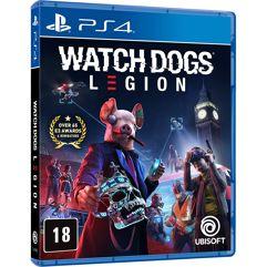 Jogo Watch Dogs Legion - Edição Limitada - PS4