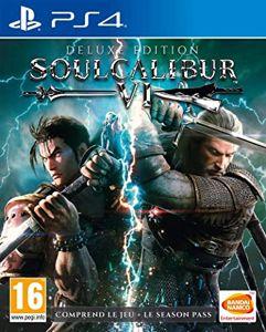 SOULCALIBUR VI Deluxe Edition - PS4