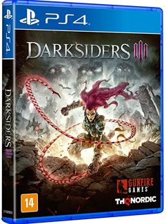 Jogo Darksiders 3 - PS4
