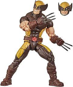 Boneco Marvel Legends Series X-Men Wolverine - Hasbro