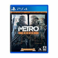 Jogo Metro Redux - PS4