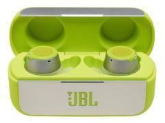 Fone de Ouvido Sem Fio Bluetooth JBL Reflect Flow Esportivo Verde