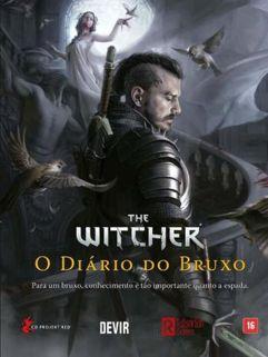 Livro The Witcher - O Diário do Bruxo