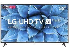 """Smart TV LED 55"""" 4K Ultra HD LG"""