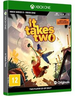 Game It Takes Two - Xbox One